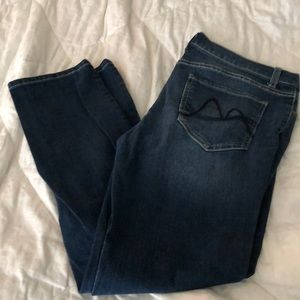 New York and Company women's skinny jeans